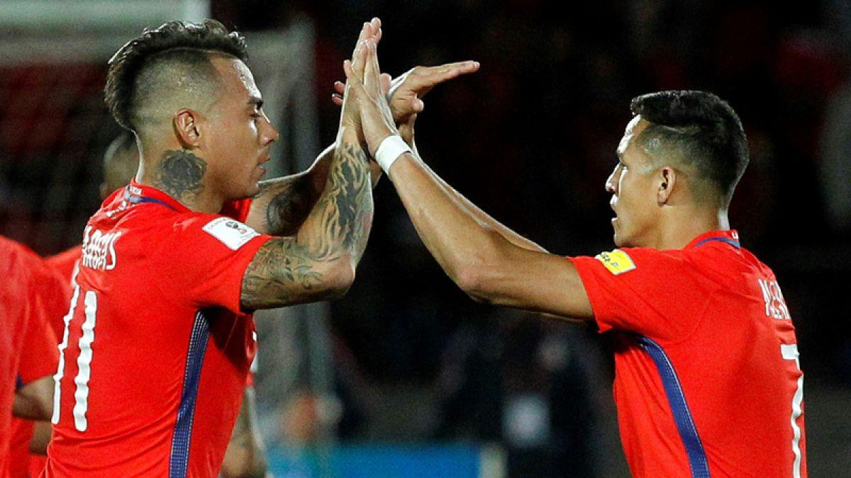 FIFA elige a Alexis Sánchez como el mejor jugador de la fecha