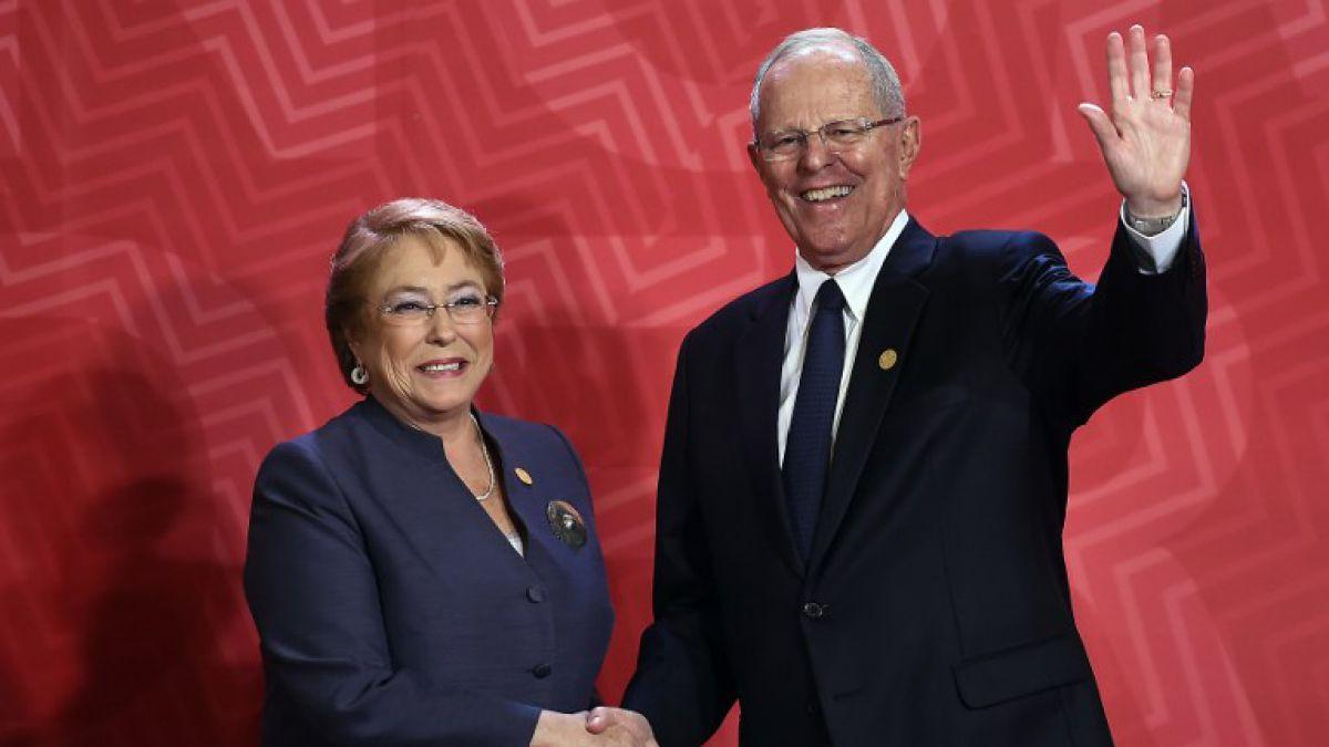 Kuczynski visitará Chile en miras a mejorar las relaciones bilaterales