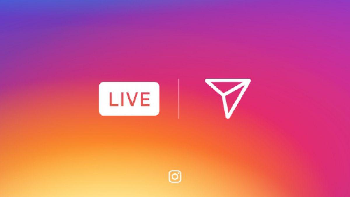 Transmisión en vivo instagram