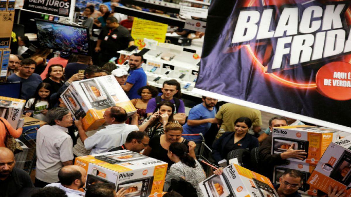 Consumidores de Estados Unidos prefieren la web para comprar este Viernes Negro