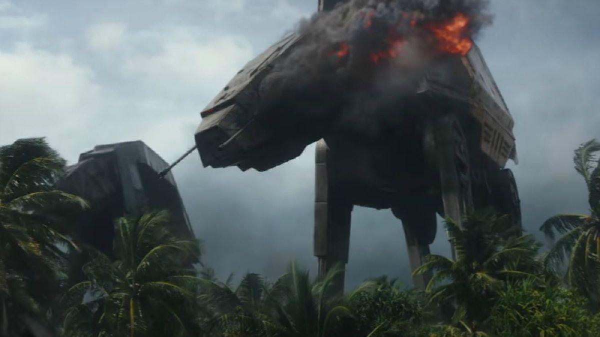 Nuevo póster de Rogue One: Una historia de Star Wars