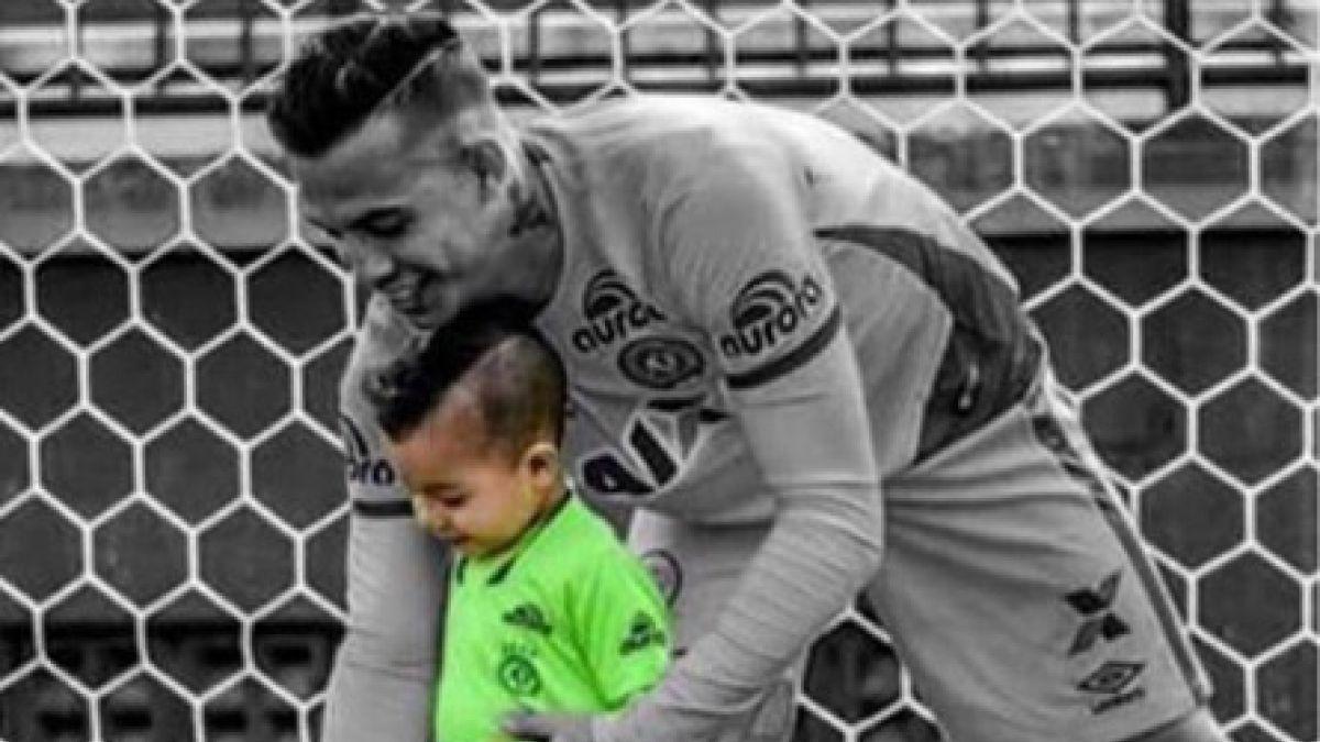 Arquero De Atlético Nacional Rinde Emotivo Homenaje Tele 13