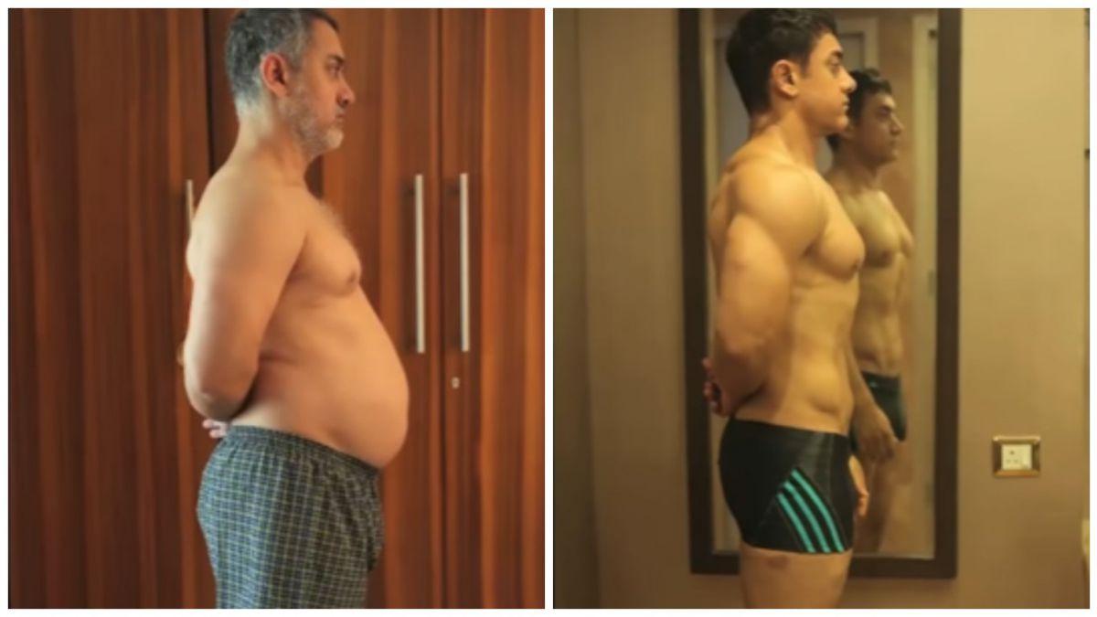 La increíble transformación de un actor para interpretar a un boxeador