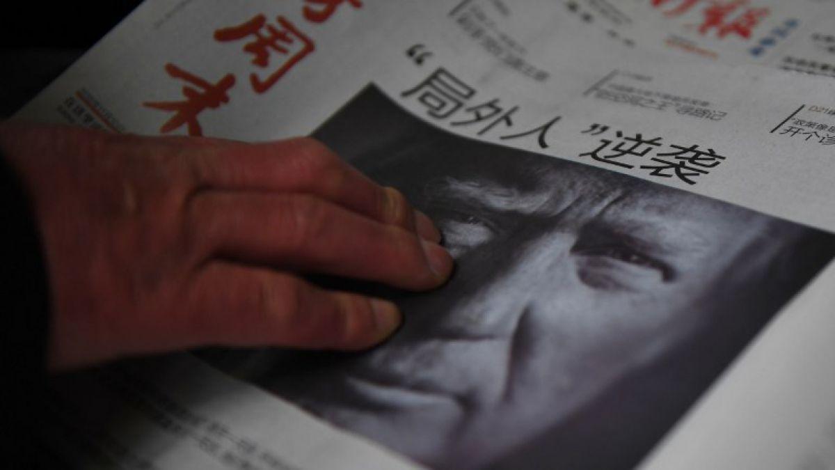 Trump minimiza nuevo incidente por llamada a dirigente de Taiwán