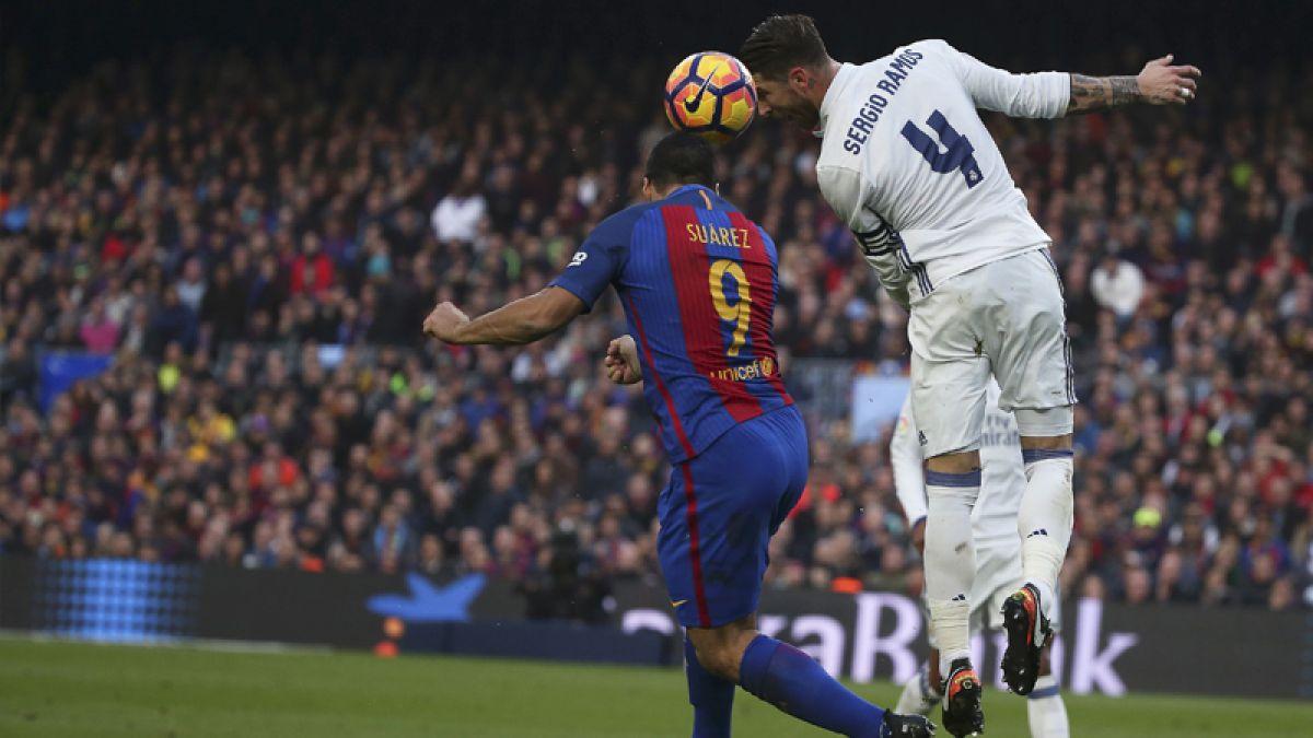 Minuto a Minuto  Barcelona y Real Madrid igualaron en El Clásico de España b7e4731cfbccc