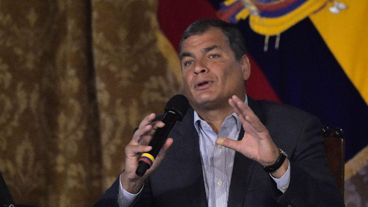 Referendo en Ecuador decide el futuro de Rafael Correa