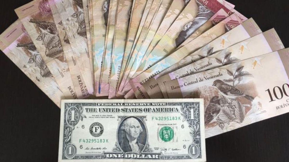 Cambio de bitcoin a bolivares