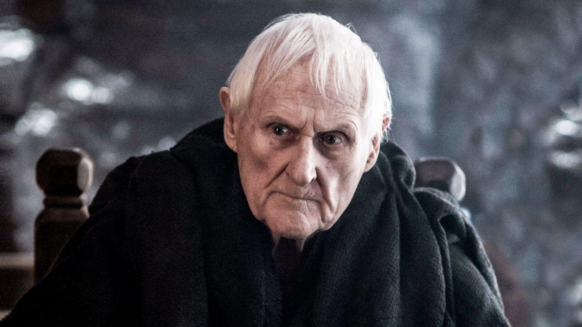 Resultado de imagen para Peter Vaughan, actor de Game of Thrones, murió