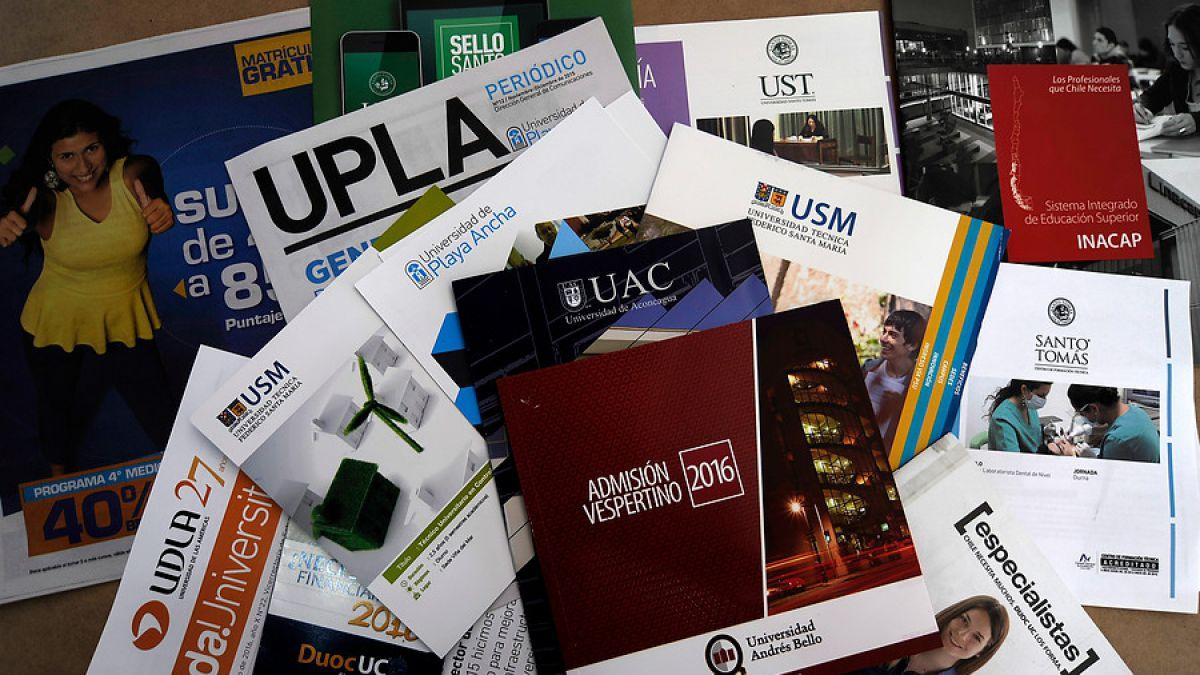 Universidades privadas lideran déficit financiero en el sistema universitario