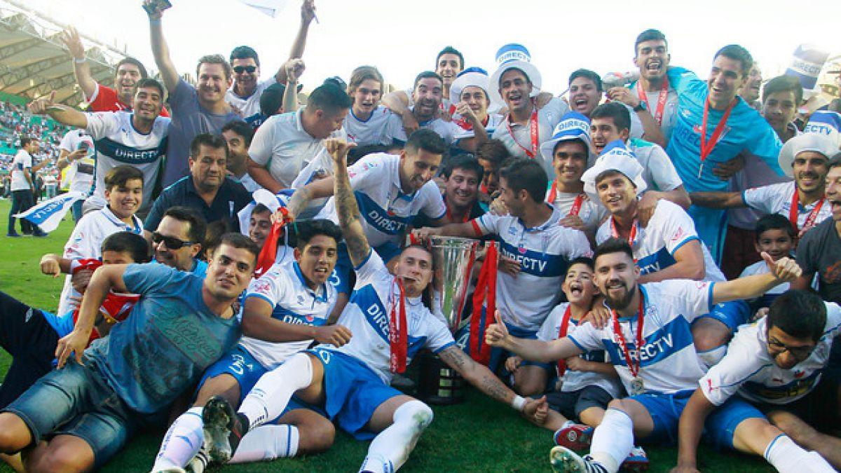 ¿Cuántos títulos tiene tu club?: Estos son los campeones que ha tenido la Primera División chilena