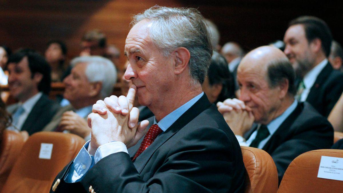 Francisco de la Maza no descarta carrera presidencial: En marzo decido