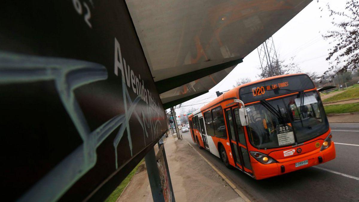 Transantiago: nueva licitación incluirá mejora en frecuencias y cambios en recorridos
