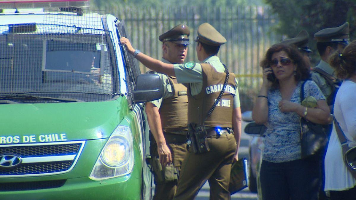 Rapto de menor en Licantén genera desesperada búsqueda