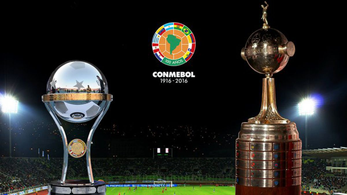El pack futbol llega a la Copa libertadores!