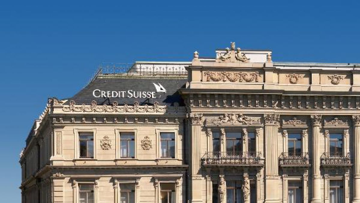 Credit Suisse pagará USD 5.280 millones en Estados Unidos por crisis de las subprime