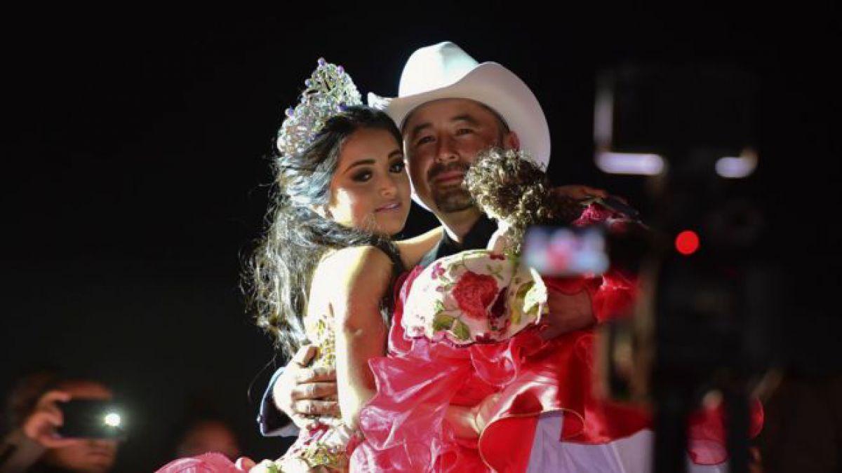 Las fotos de la fiesta de Rubí, a la que 1,3 millones de personas dijeron que irían en México