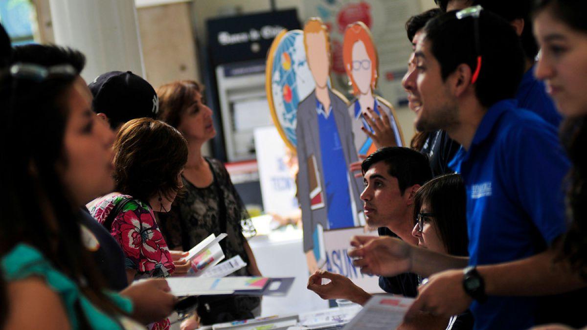 Educación superior: Hay más de 30 mil inscritos para acceder a gratuidad y becas