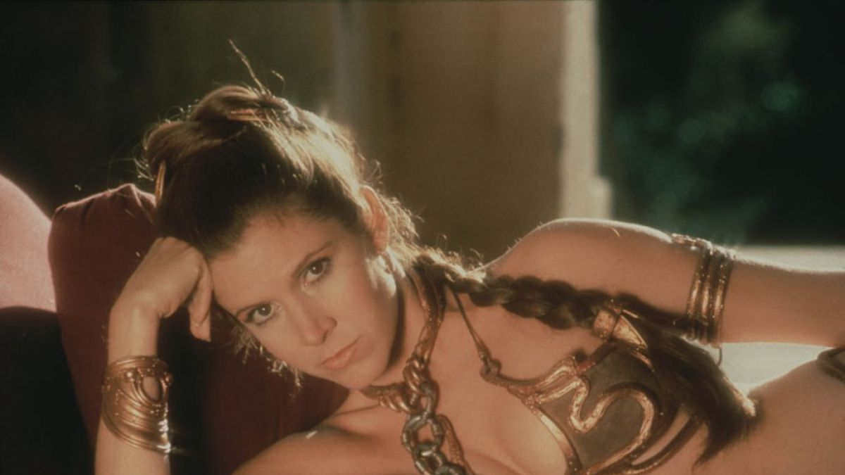 Meridianos: La Princesa Leia y su bikini dorado