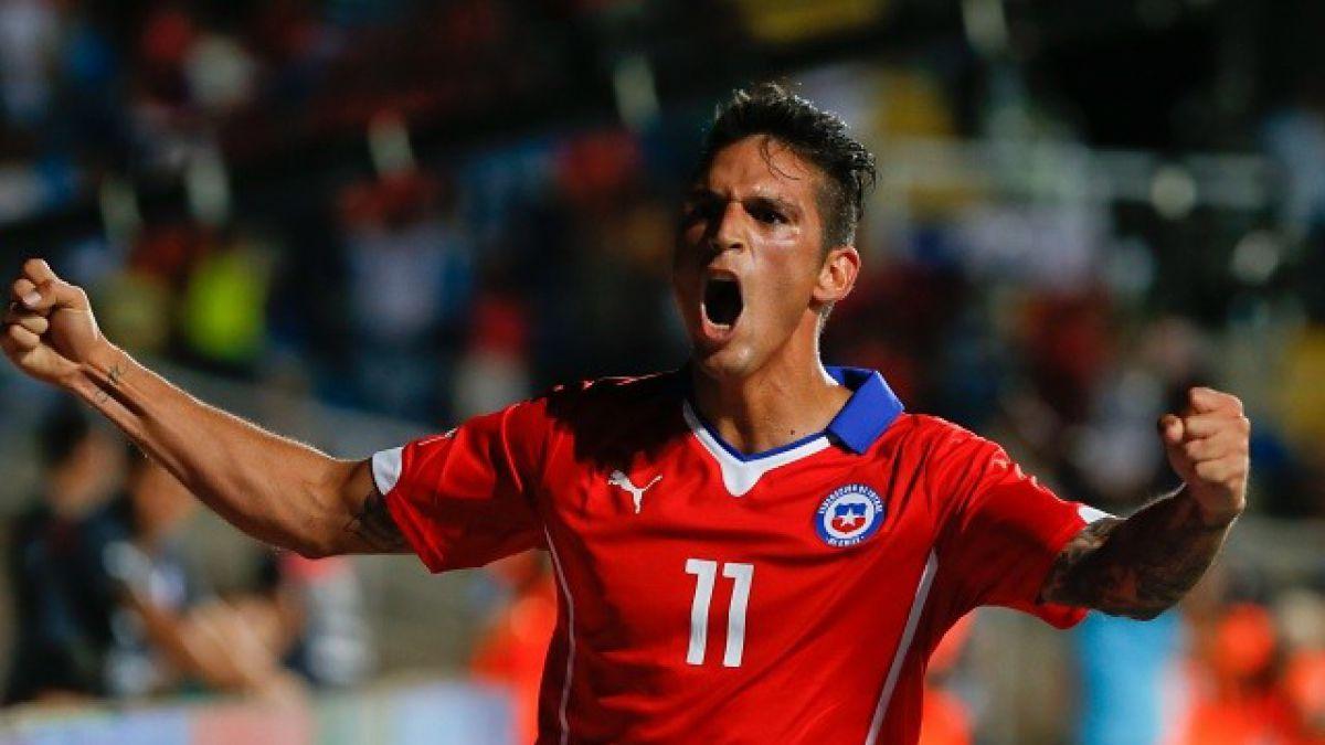 Mark González llega a Colo Colo: el talento de un veloz frenado por las lesiones