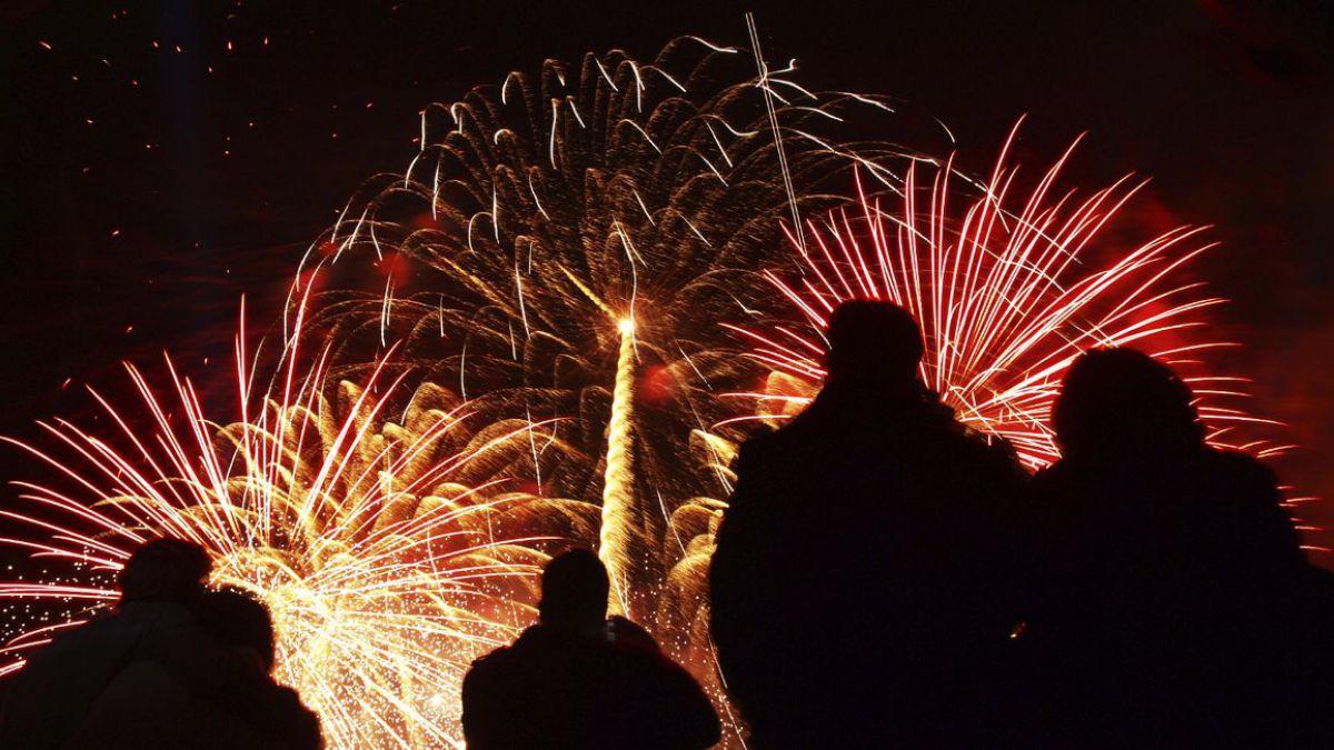 3a1626f0e Cábalas y ritos curiosos del Año Nuevo alrededor del mundo   Tele 13