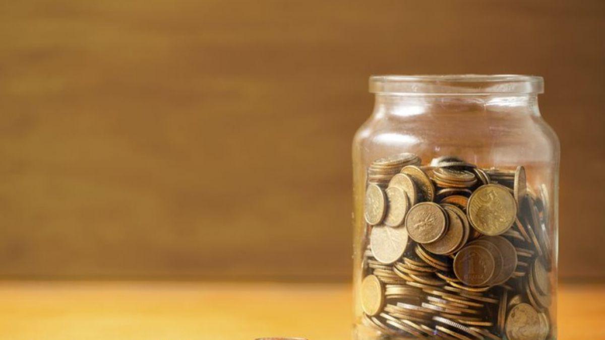 Como juntar plata para una casa