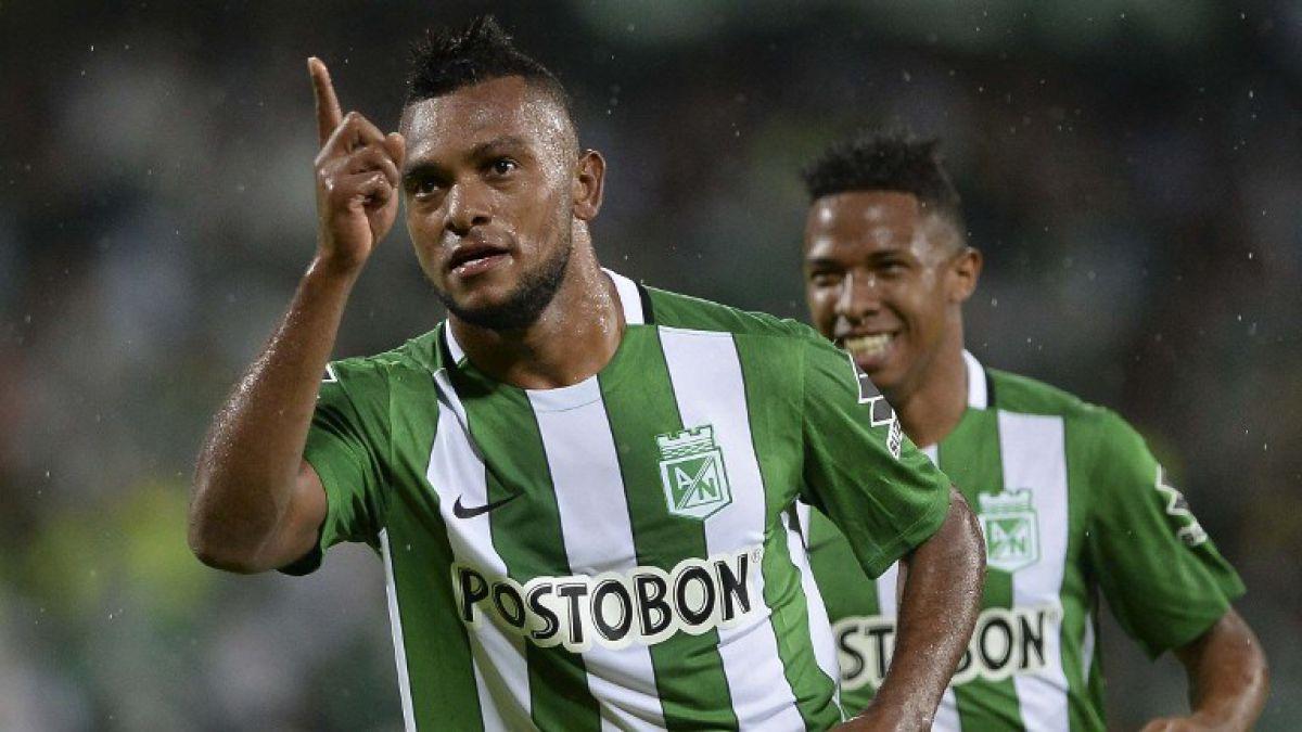 """Delantero colombiano Miguel Borja es el nuevo """"Rey de América"""