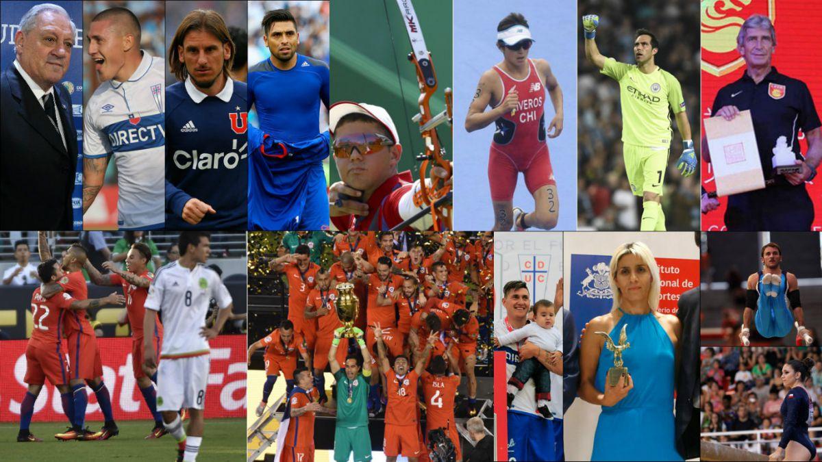 Chile deportes