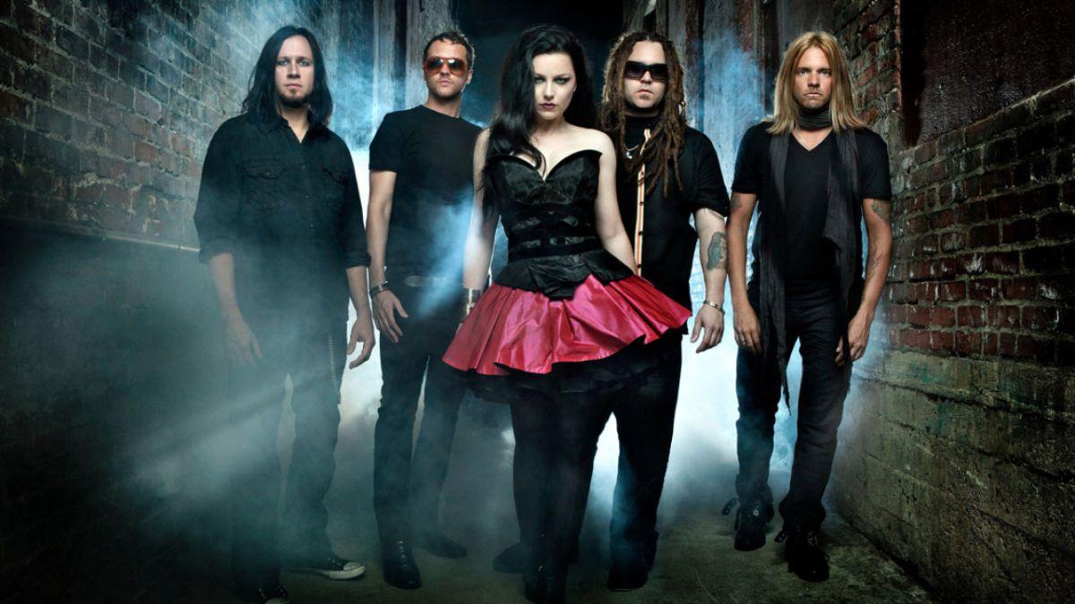 Evanescence vuelve a Chile en mayo próximo