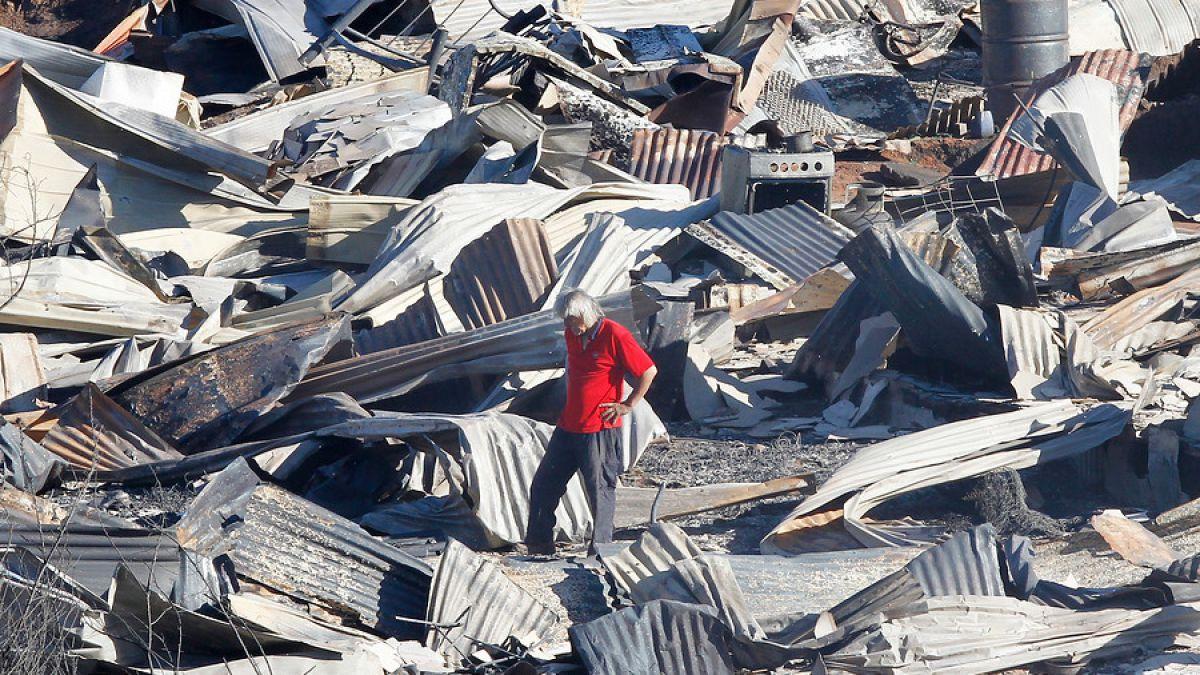 Ministra de Vivienda confirma encargados de la reconstrucción de zona incendiada en Valparaiso