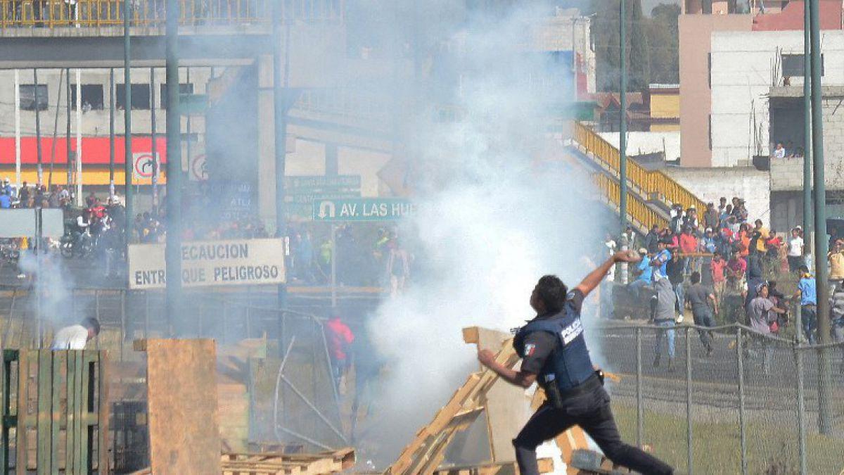 Tres muertos y más de 1.500 detenidos en protestas contra gasolinazo en México