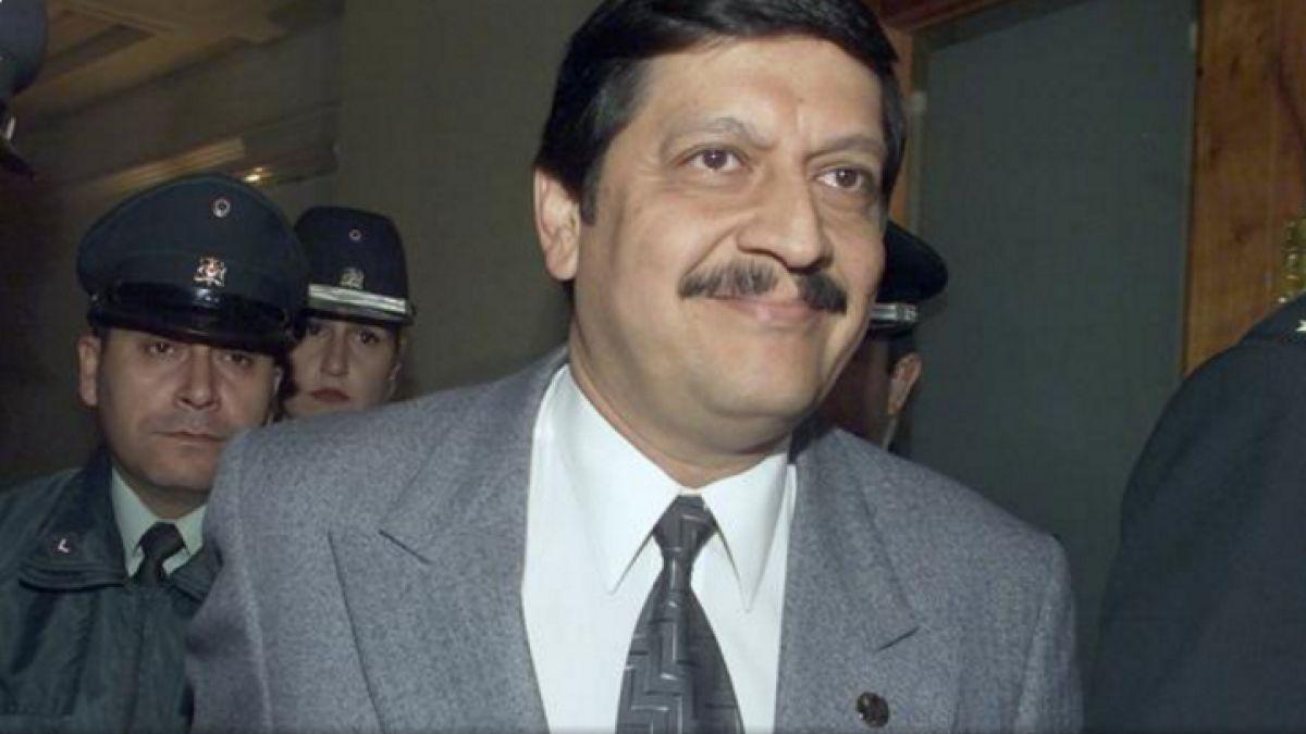 Ex CNI Alvaro Corbalán solicitó ingresar su notebook a la cárcel para terminar con sus memorias