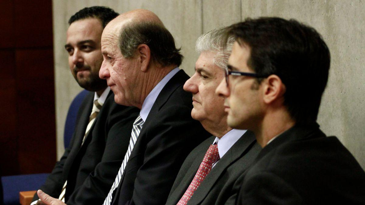 Caso Penta: Délano y Lavín afirman que declararon bajo engaño de la Fiscalía