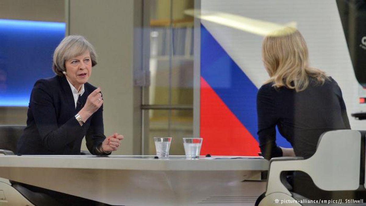 Theresa May: Los planes del brexit no son confusos