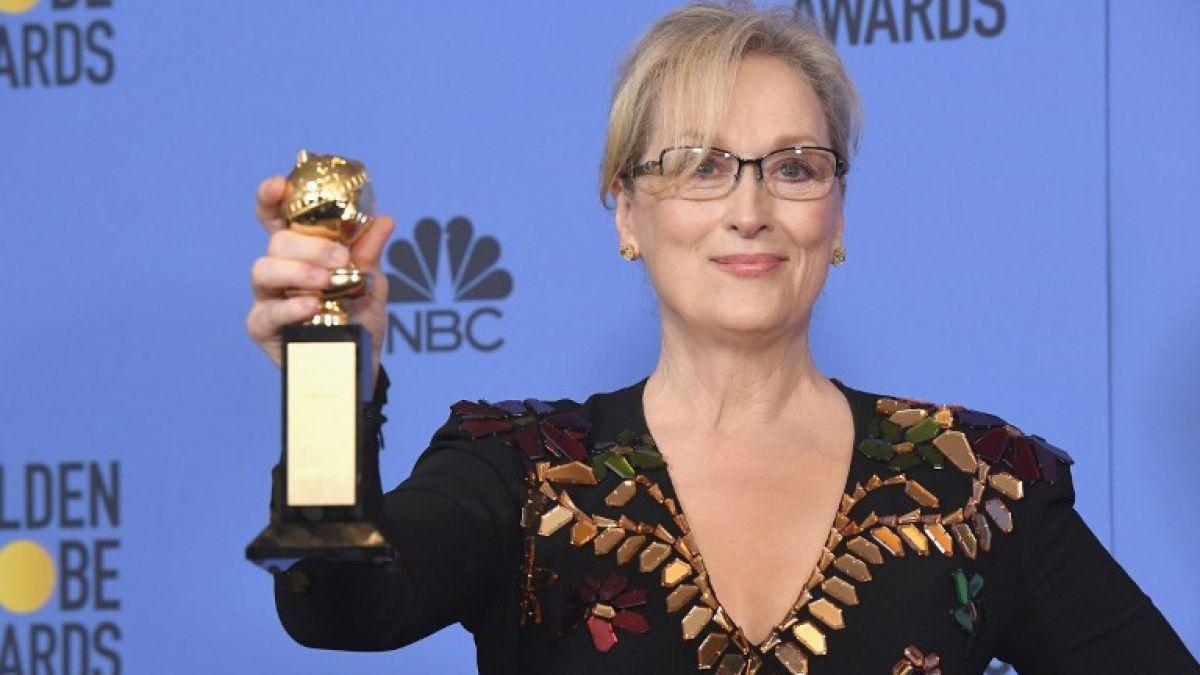 Meryl Streep y su premio