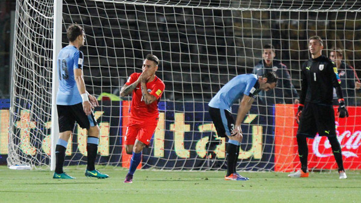Eduardo Vargas le abre la puerta al fútbol chino