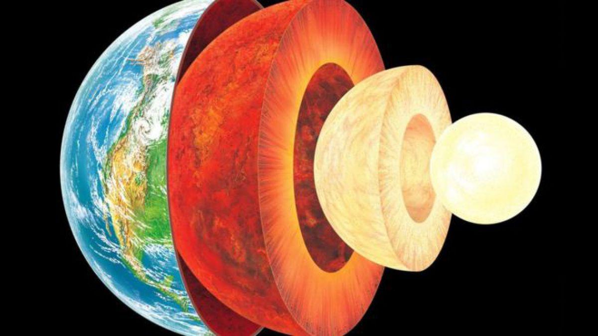 El misterioso tercer elemento del núcleo de la Tierra que los científicos creen haber identificado