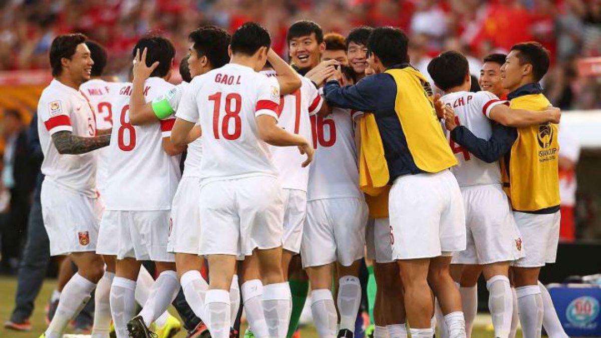 [Gol a Gol] Islandia vence a China en el arranque de la China Cup 2017
