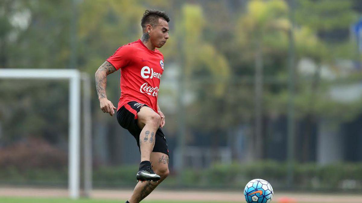 Flamengo quiere contar con Eduardo Vargas para la Copa Libertadores 2017
