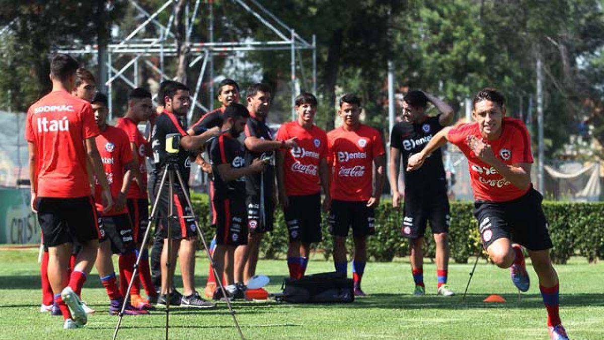 Canal 13 transmite este jueves el sorteo del Sudamericano Sub 17