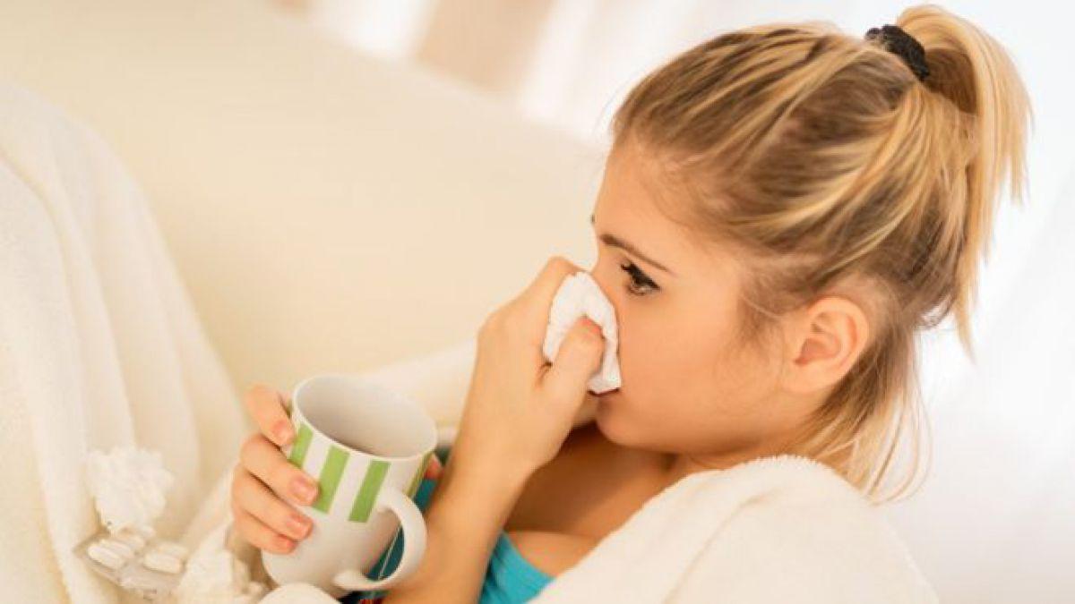 ¿Cuántas veces al año te da gripe?
