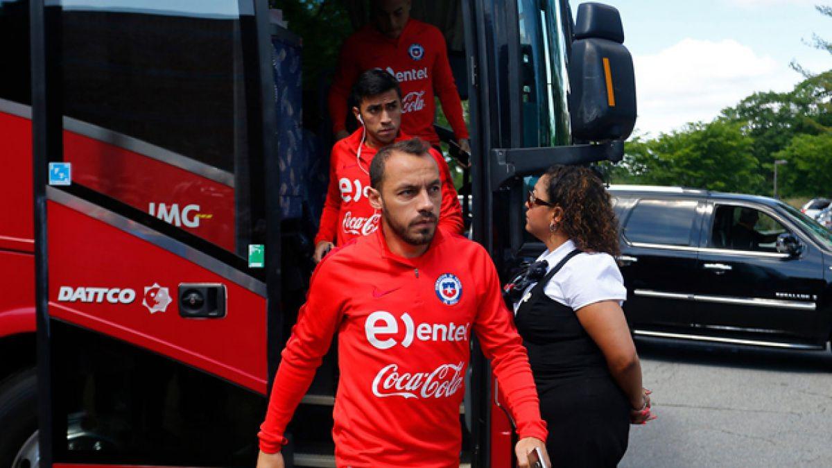 """Marcelo Díaz y """"La Roja"""": """"Creo que el recambio en algún momento va a venir"""""""