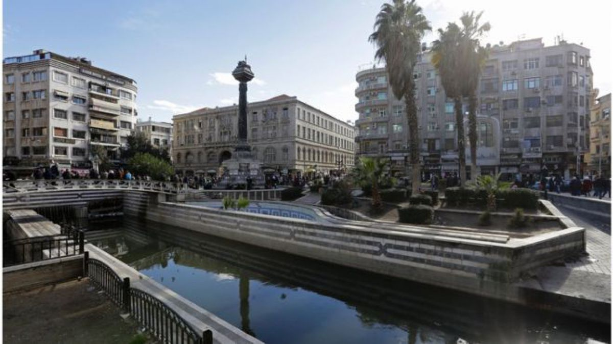 Barada, el río bíblico que se convirtió en el centro de la guerra por el agua en Siria