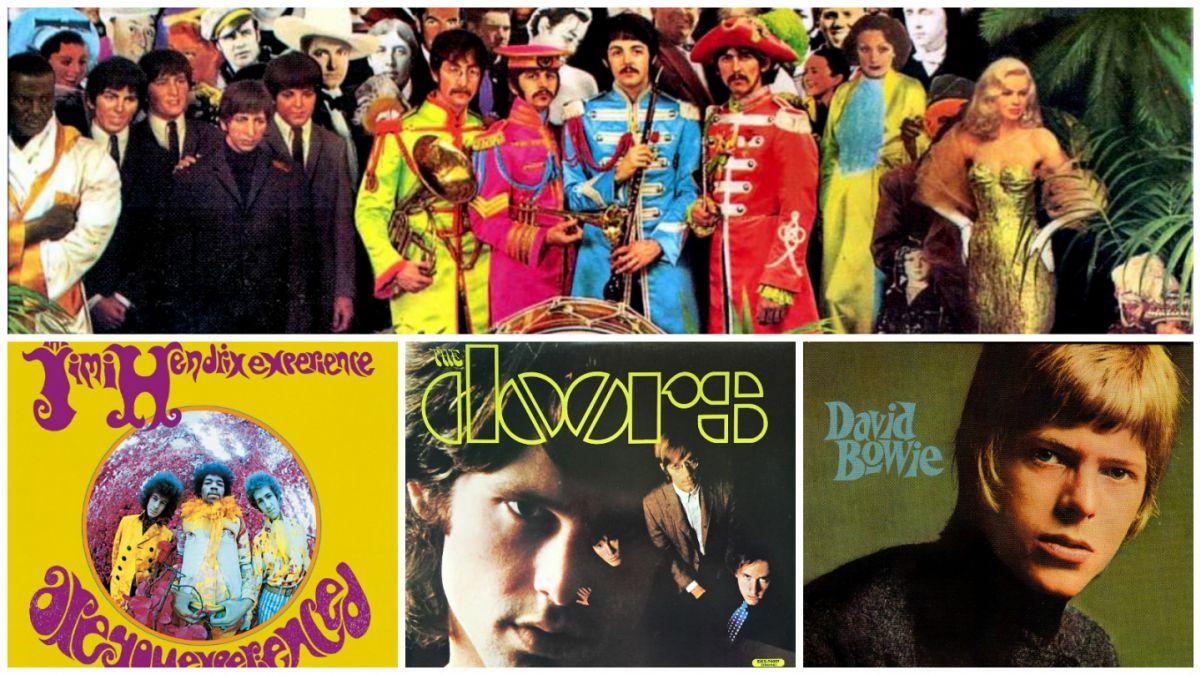 Los 10 hitos de 1967, un año fundamental para el rock