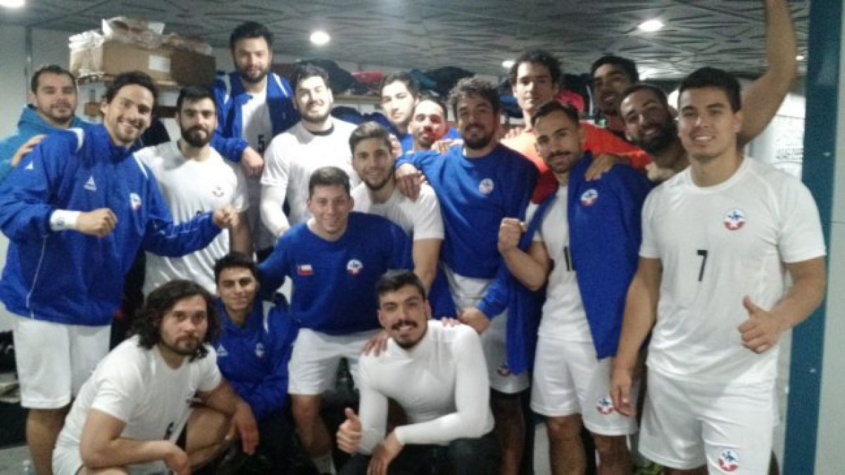 Chile cayó en ajustado encuentro ante Hungría en el Mundial de Balonmano