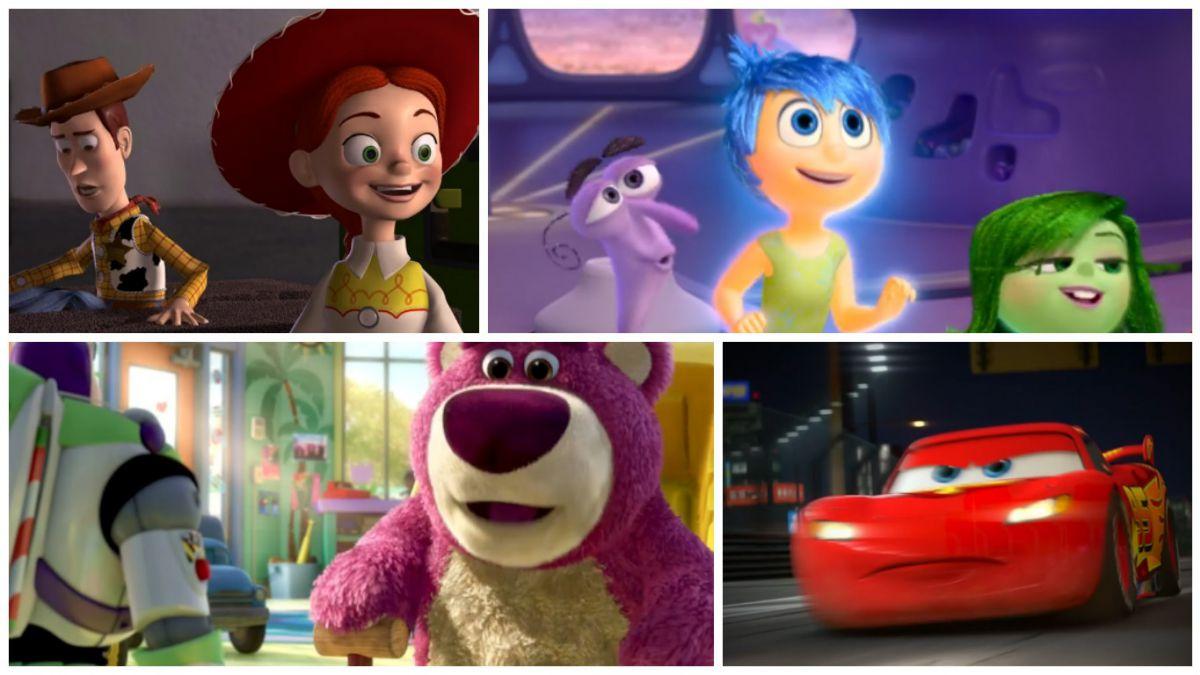 """Resultado de imagen para disney y pixar peliculas"""""""