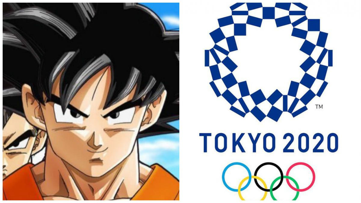Goku Es El Nuevo Embajador De Los Juegos Olimpicos De Tokio 2020