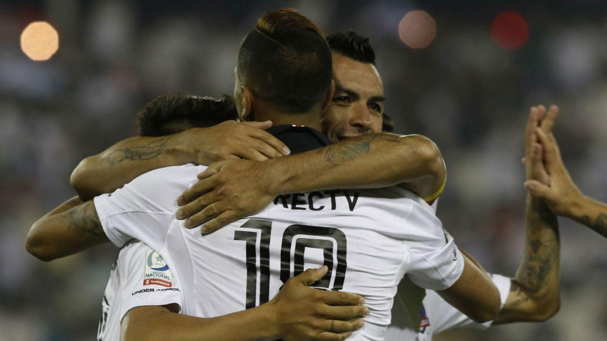 Colo Colo golea a Sporting Cristal en amistoso jugado en el Monumental