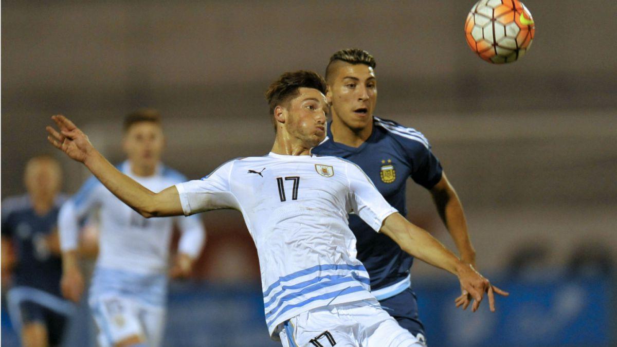 [Minuto a Minuto] Argentina y Uruguay empataron en el Sudamericano Sub 20