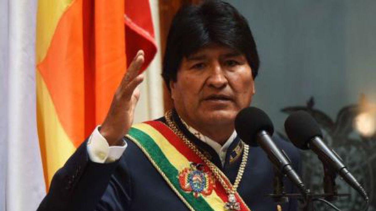 Evo Morales y polémica por entrega del Libro del Mar: Chile tiene miedo