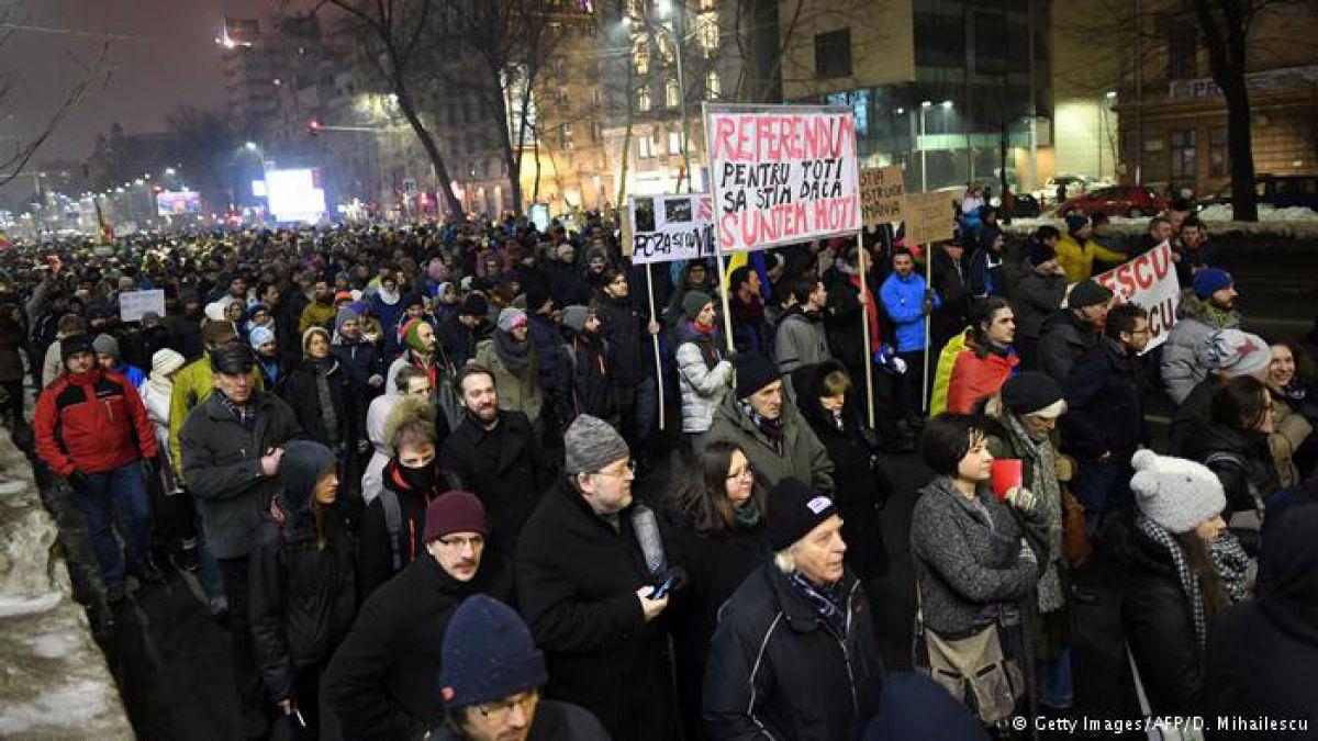 Se sopesa derogar controvertido decreto — Rumania